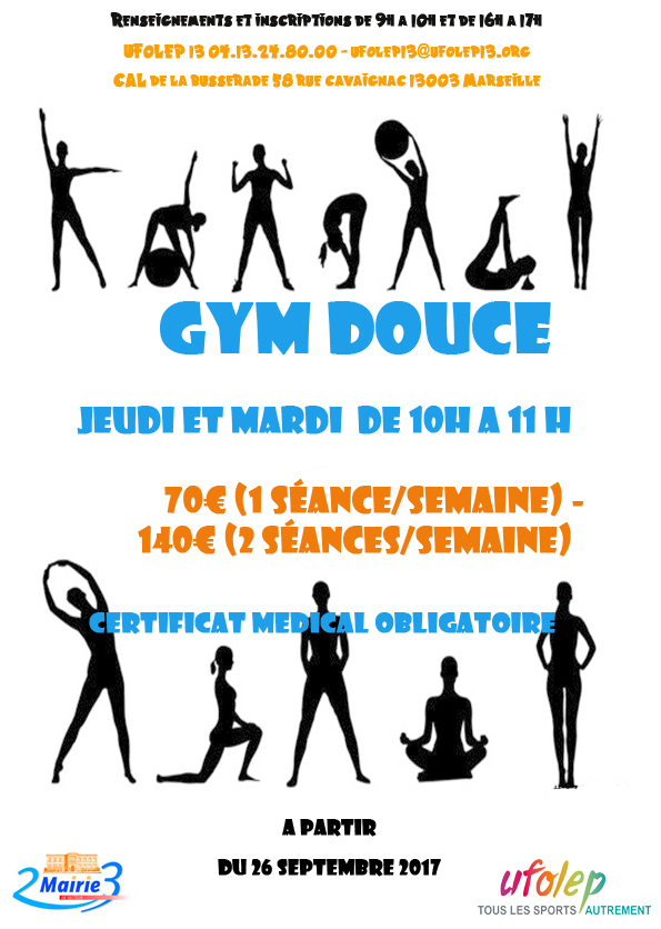 2017 gym douce ufolep 13